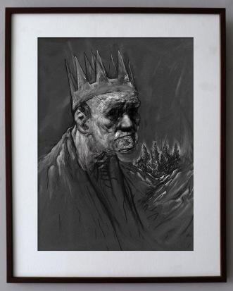 Fate (framed)