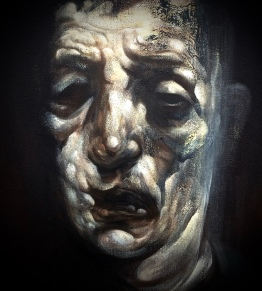 Ghosts (portrait detail)
