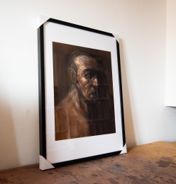 Vision (framed)
